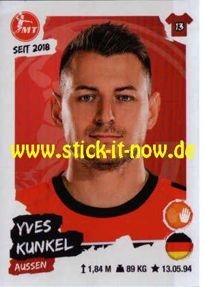 """LIQUI MOLY Handball Bundesliga """"Sticker"""" 20/21 - Nr. 117"""