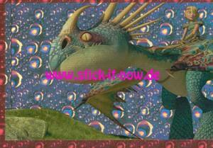 """Dragons 3 """"Die geheime Welt"""" (2019) - Nr. 50 (Glitzer)"""