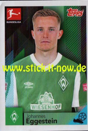 "Topps Fußball Bundesliga 2020/21 ""Sticker"" (2020) - Nr. 97"
