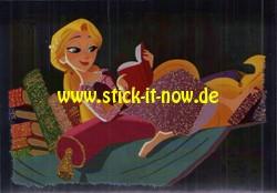 """Rapunzel - Die Serie """"Sticker"""" (2018) - Nr. 78 (Glitzer)"""