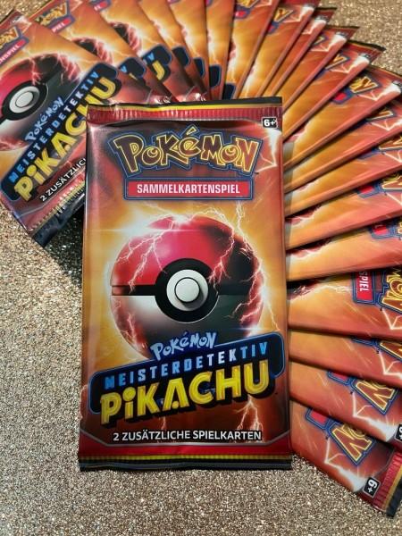 Pokémon - Meisterdetektiv Pikachu - Kino Booster (deutsch)