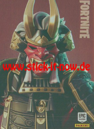 """Fortnite Trading Cards """"Serie 1"""" (2019) - Nr. 288 (Legendary Outfit - Holofoil)"""