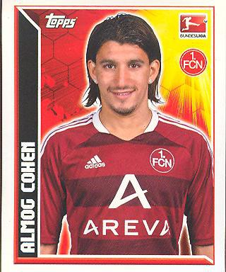 Topps Fußball Bundesliga 11/12 - Sticker - Nr. 325