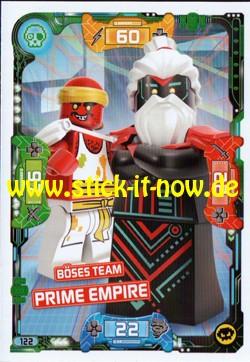 Lego Ninjago Trading Cards - SERIE 5 (2020) - Nr. 122