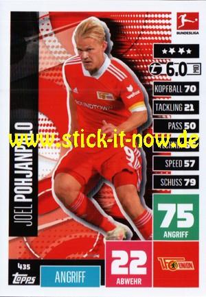 """Topps Match Attax Bundesliga 2020/21 """"Extra"""" - Nr. 435"""