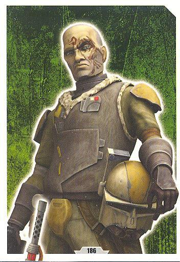 Force Attax - Serie 3 - Strike-Force - Kopfgeldjäger 3/9 - Nr. 186
