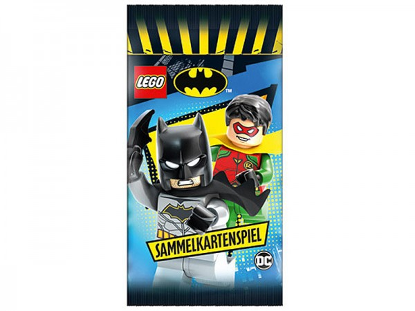 Lego Batman Trading Cards (2019) - Booster (5 Karten)