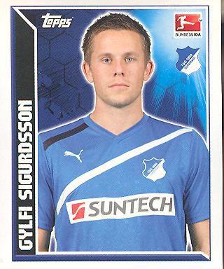 Topps Fußball Bundesliga 11/12 - Sticker - Nr. 183