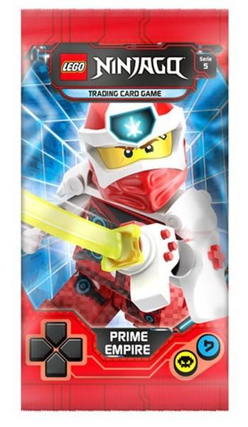 Lego Ninjago Trading Cards - SERIE 5 (2020) - Booster (5 Karten)