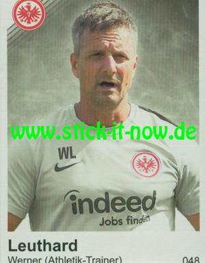 """Eintracht Frankfurt """"Kleben im Herzen Europas"""" (2019) - Nr. 48"""