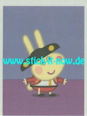 """Peppa Pig """"Auf Weltreise"""" (2019) - Nr. 165 ( Stoffsticker )"""
