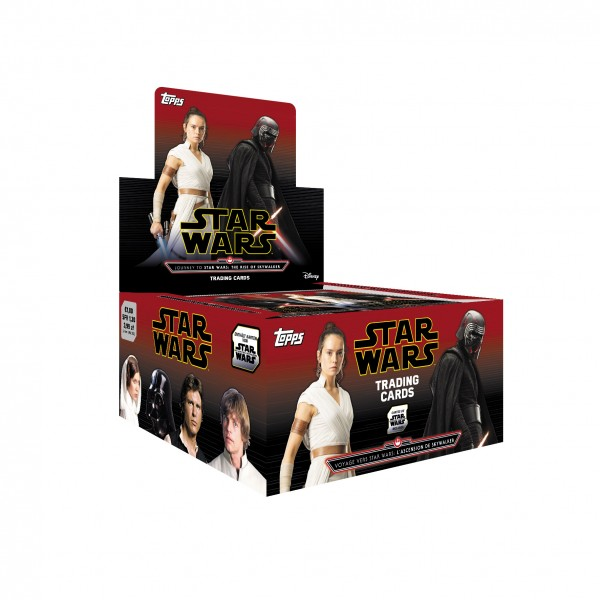 """Star Wars """"Der Aufstieg Skywalkers"""" (2019) - Display (30 Booster)"""