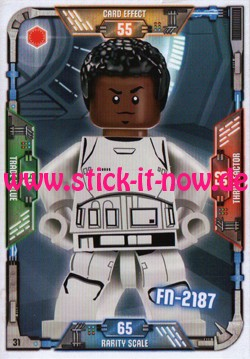 Lego Star Wars Trading Card Collection (2018) - Nr. 31