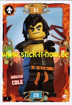 Lego Ninjago Trading Cards - SERIE 5 (2020) - Nr. 7