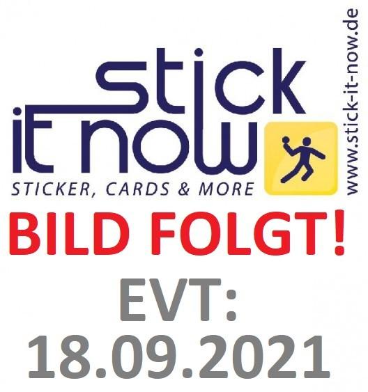 """Team Deutschland (2021) """"Teil 2"""" - Stickertüte ( 5 Sticker )"""