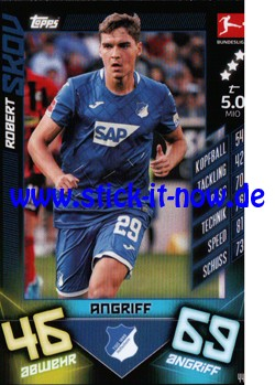 "Topps Match Attax Bundesliga 2019/20 ""Action"" - Nr. 441"