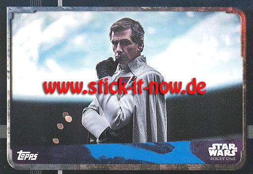 Star Wars Rogue One Trading Cards Nr 145