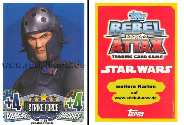 Rebel Attax - Serie 1 (2015) - STRIKE-FORCE - DAS IMPERIUM 1 - Nr. 116B