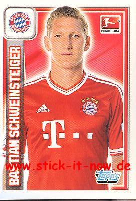 Topps Fußball Bundesliga 13/14 Sticker - Nr. 207