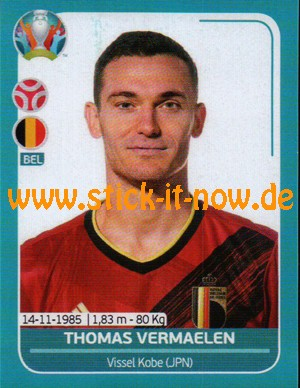 "Panini EM 2020 ""Preview-Collection"" - Nr. BEL 14"