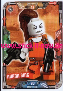 Lego Star Wars Trading Card Collection (2018) - Nr. 120