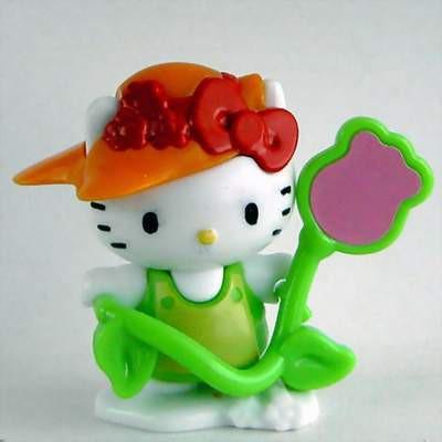 FF329 - Hello Kitty - Kitty im Garten + BPZ