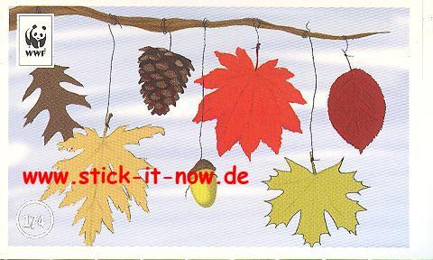 Edeka WWF Unser Wald 2013 - Nr. 174