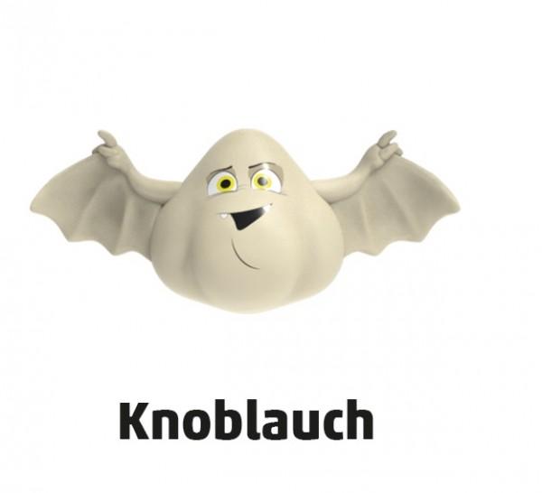 """Penny Monster-Sammelfiguren - Nr. 3 """"Knoblauch"""""""