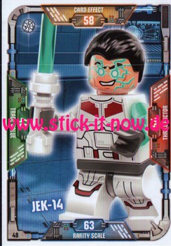 Lego Star Wars Trading Card Collection (2018) - Nr. 48