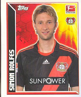 Topps Fußball Bundesliga 11/12 - Sticker - Nr. 247