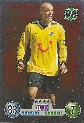 Robert Enke - Match Attax 08/09 - Star-Spieler - Hannover 96