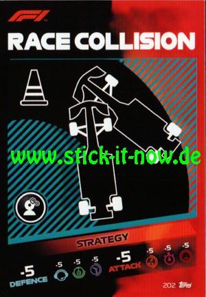 "Turbo Attax ""Formel 1"" (2021) - Nr. 202"