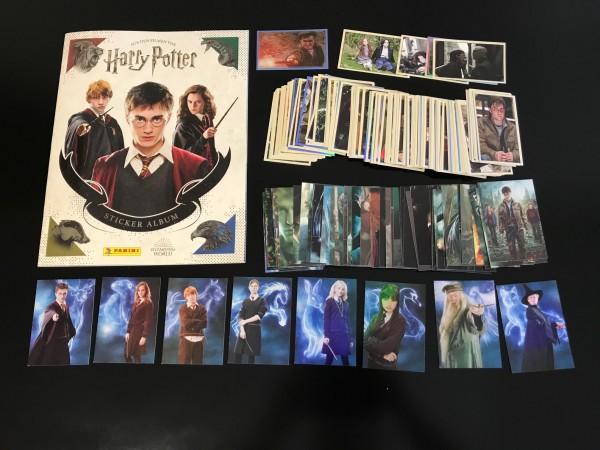 """Aus den Filmen von """"Harry Potter"""" (2020) - komplettsatz mit LEs"""
