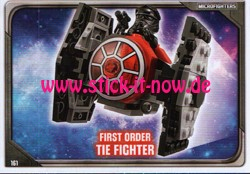 Lego Star Wars Trading Card Collection (2018) - Nr. 161
