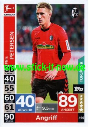 """Topps Match Attax Bundesliga 18/19 """"Action"""" - Nr. 466 (Torjäger)"""
