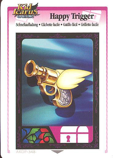 Kid Icarus Uprising - Nintendo 3DS - AKDP-348