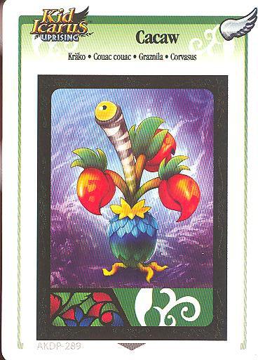 Kid Icarus Uprising - Nintendo 3DS - AKDP-289 - Silver