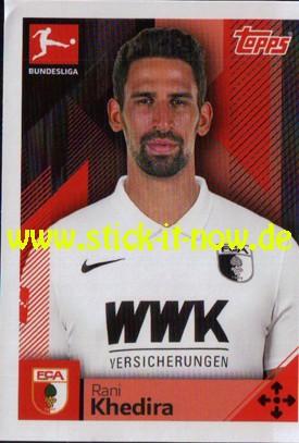 "Topps Fußball Bundesliga 2020/21 ""Sticker"" (2020) - Nr. 15"