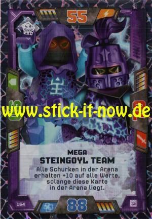 Lego Nexo Knights Trading Cards - Serie 2 (2017) - Nr. 164 (Glitzer)