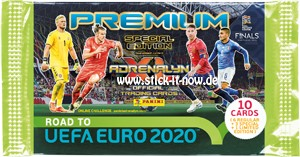 "Adrenalyn XL ""Road to UEFA EURO 2020"" - Premium Booster ( Vorbestellung )"