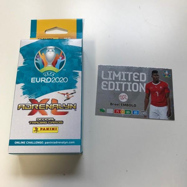 UEFA EURO 2020 Adrenalyn XL - Blister ( Embolo )