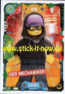 Lego Ninjago Trading Cards - SERIE 5 (2020) - Nr. 121