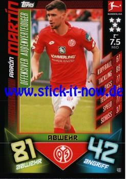 "Topps Match Attax Bundesliga 2019/20 ""Action"" - Nr. 481"