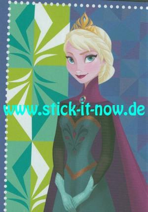 """Die Eiskönigin - """"Mein Stickertagebuch"""" (2018) - Nr. 18"""