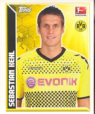 Topps Fußball Bundesliga 11/12 - Sticker - Nr. 99