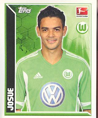 Topps Fußball Bundesliga 11/12 - Sticker - Nr. 391
