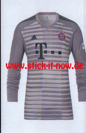"FC Bayern München 18/19 ""Sticker"" - Nr. 10"