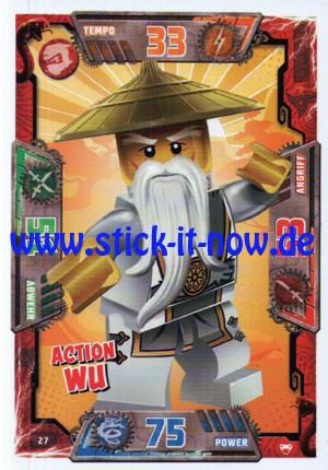Lego Ninjago Trading Cards - SERIE 2 (2017) - Nr. 27