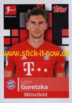 "Topps Fußball Bundesliga 2019/20 ""Sticker"" (2019) - Nr. 222"