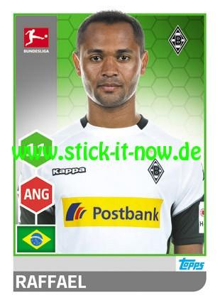 "Topps Fußball Bundesliga 17/18 ""Sticker"" (2018) - Nr. 211"